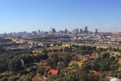 Leaving Joburg